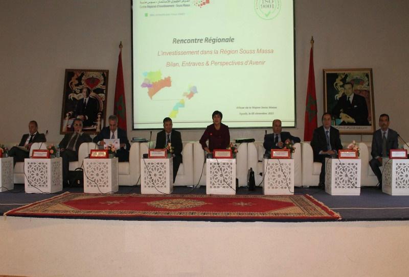 Souss Massa: l'Investissement régional à l'honneur