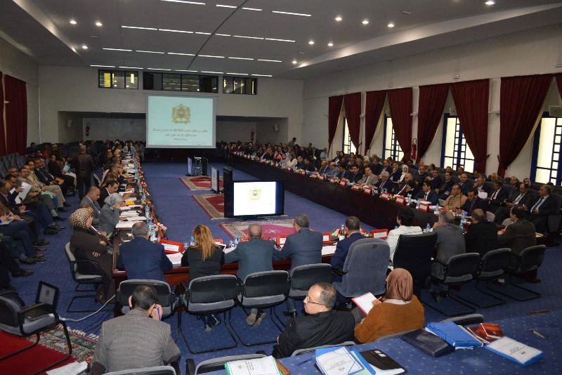 Conseil Régional: approbation des projets d'Investissement pour 2016