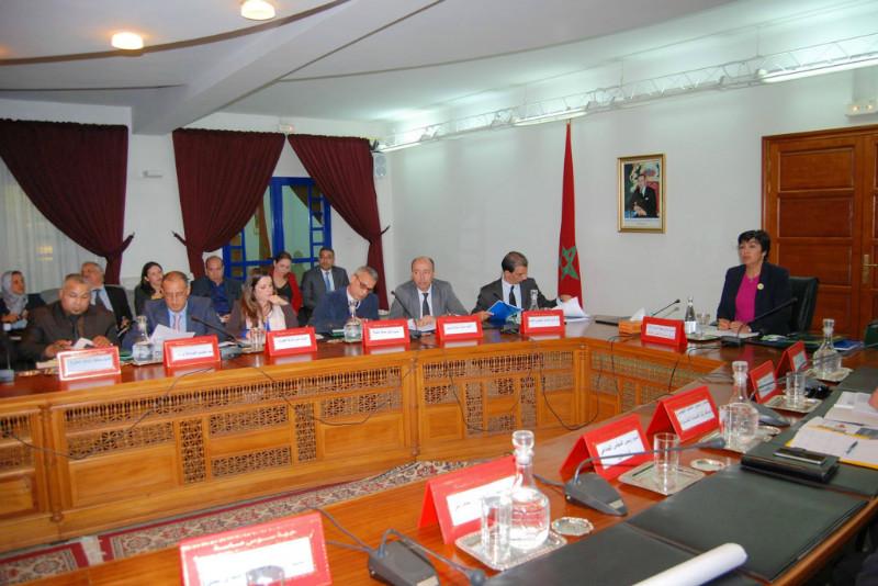 Rencontre sur les Zones Industrielles du Souss Massa