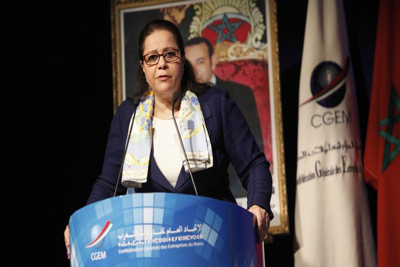 Meriem Bensalah met en avant les potentialités de la région Souss Massa