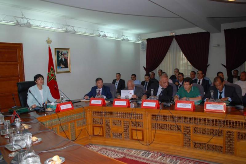 Rencontre sur le bilan des investissements dans le Souss Massa