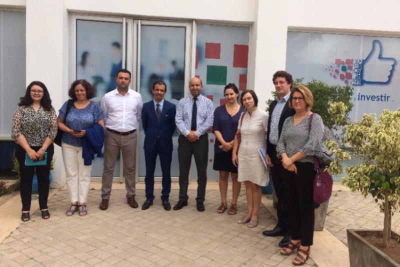 Une délégation de la Banque Mondiale en visite à Agadir
