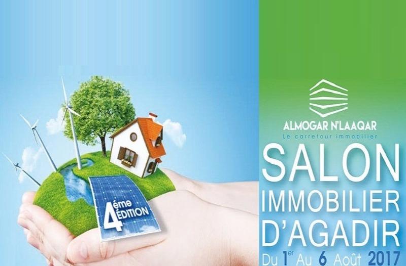 Le Salon de l'immobilier d'Agadir souffle sa quatrième bougie
