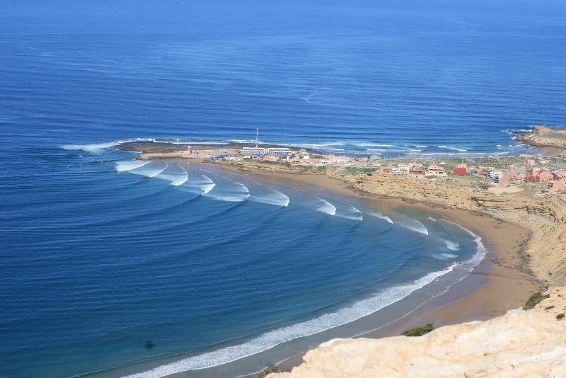 Les plus belles plages du monde: Imsouane dans le Top 10