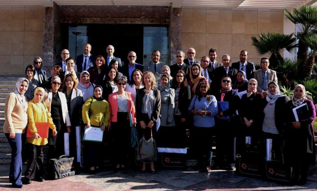 Projet jeunes au travail à Agadir