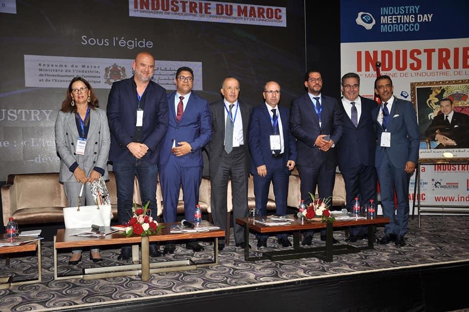 Tenue de la 2ème édition de l'« Industry Meeting Day »