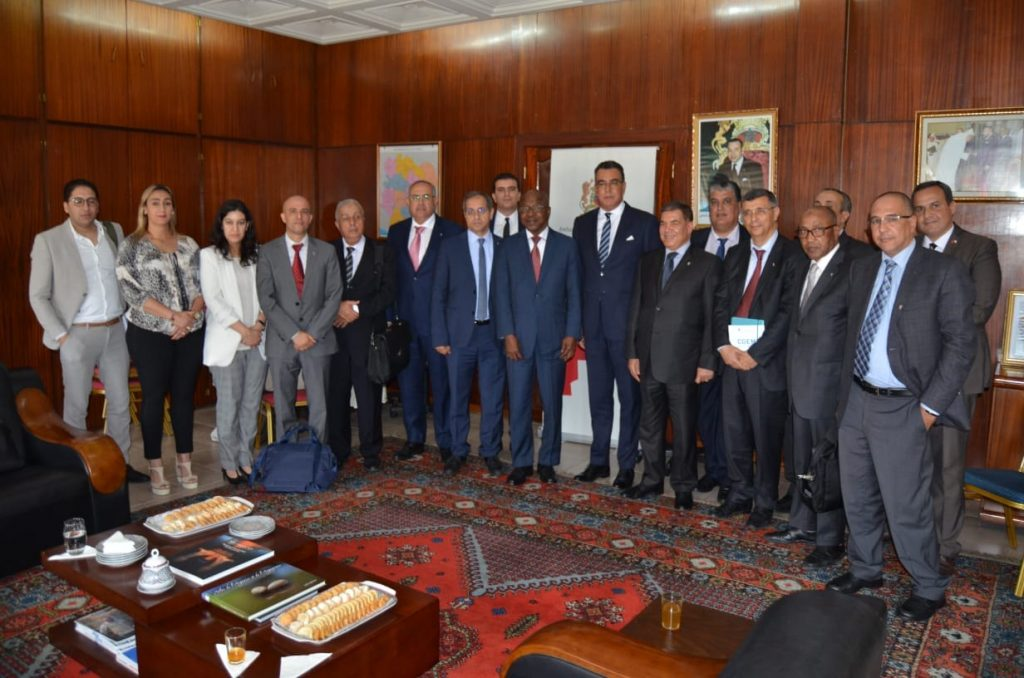 Déplacement d'une importante délégation de la Région Souss-Massa en Côte d'Ivoire