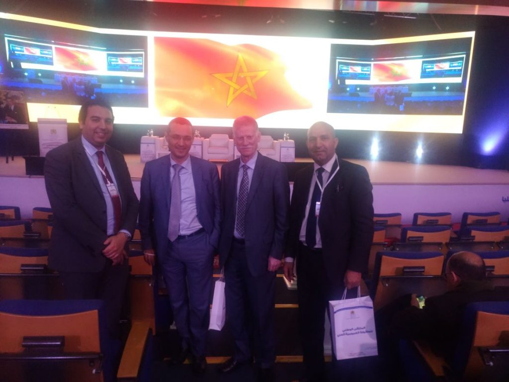 Forum national de la Haute fonction publique à Skhirate