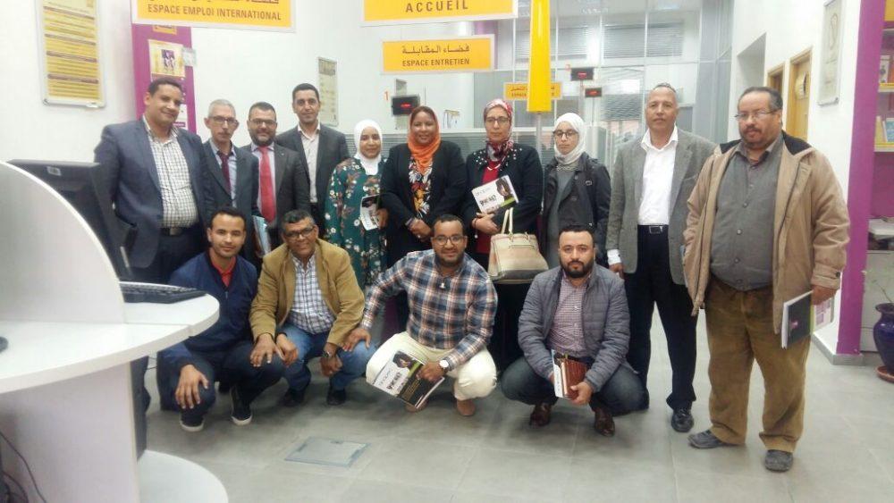 Lancement de la 7ème édition de la semaine de l'emploi pour l'étudiant à Tiznit