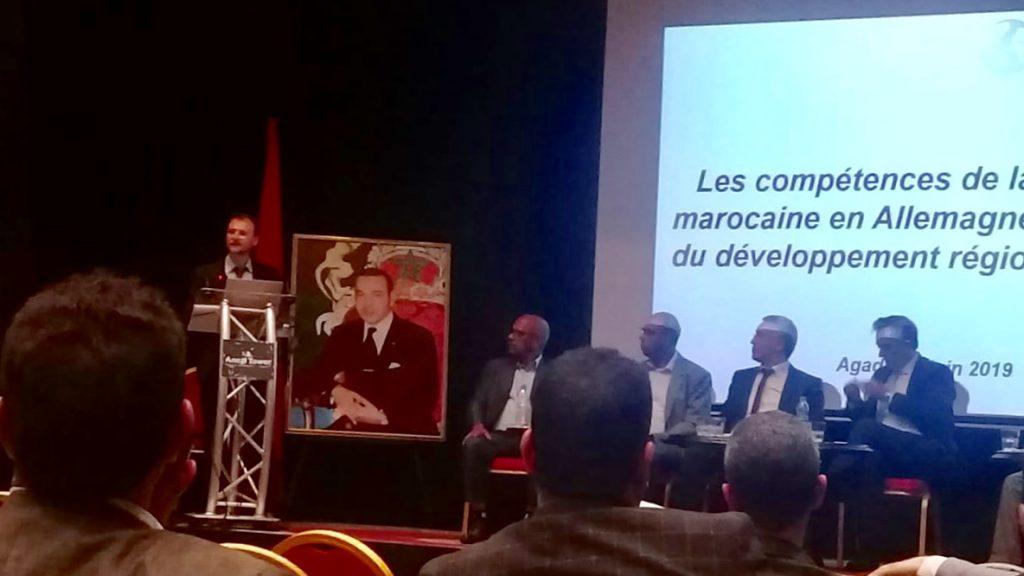 Les compétences de la diaspora marocaine en Allemagne au service du développement durable