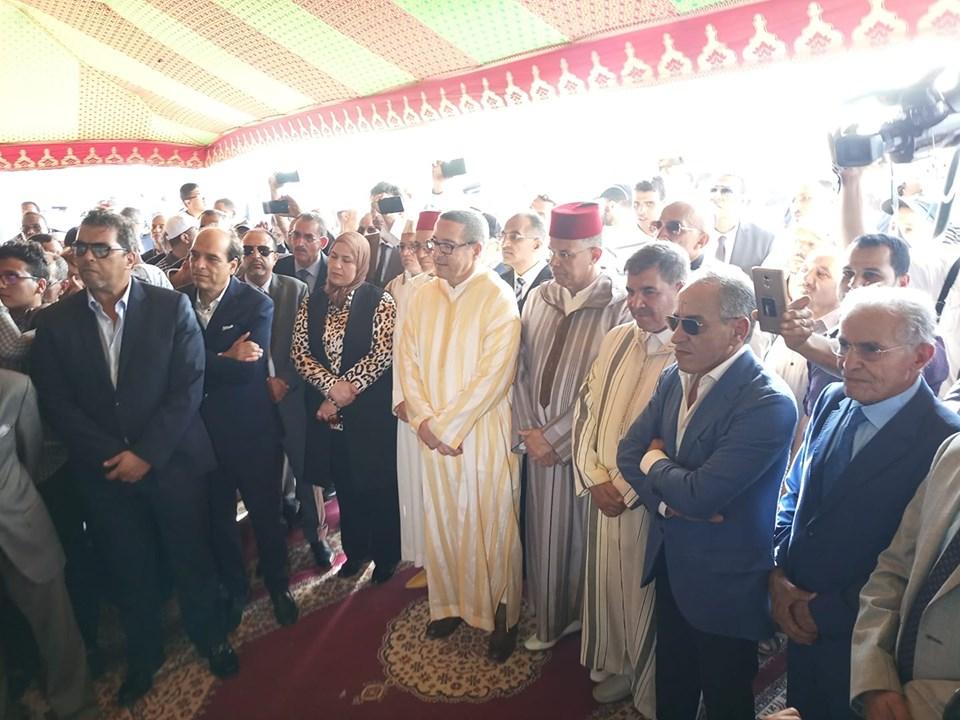Coup d'envoi à de nouveaux projets d'investissement au niveau de la Zone Industrielle d'Ouled Teima