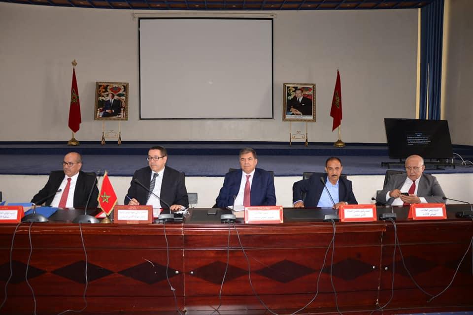 Rencontre pour célébrer les Marocains résidant à l'étranger (MRE), à l'occasion de la Journée nationale du migrant.
