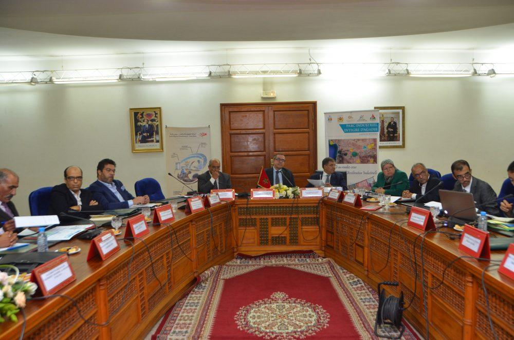 Bilan de la Commission Régionale d'Investissement tenue le Jeudi 26 Septembre 2019 au Siège de la Wilaya d'Agadir
