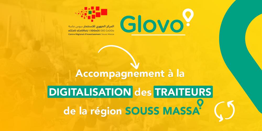 AMI: ACCOMPAGNEMENT A LA DIGITALISATION DES TRAITEURSDE LA REGION SOUSS MASSA
