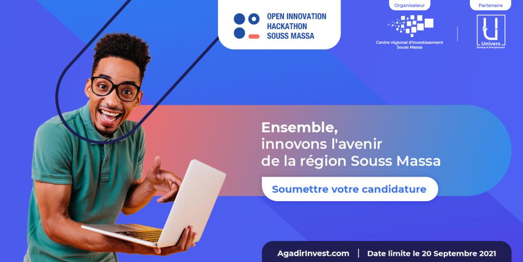 Appel à Manifestation d'intérêt: Hackathon Open Innovation Souss Massa